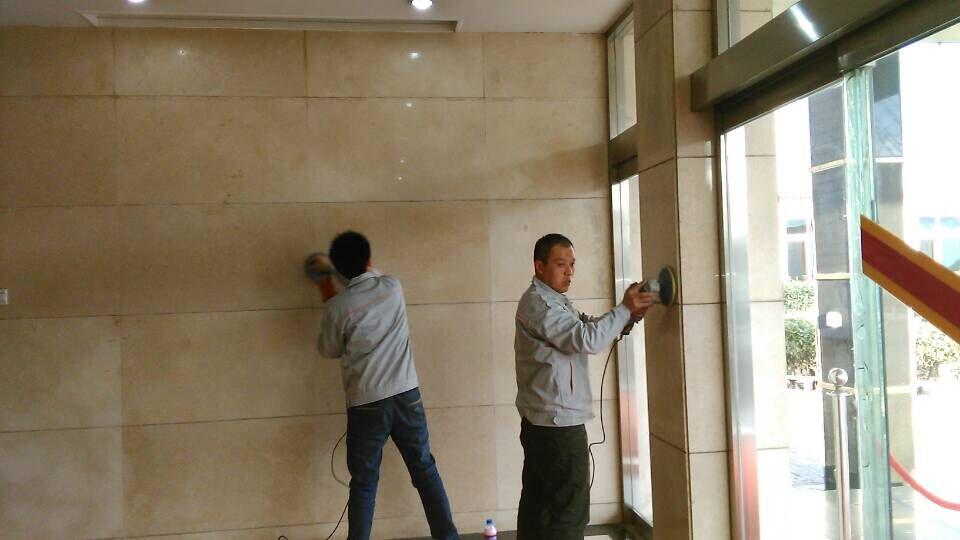 墙面石材翻新